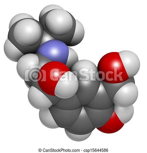 Photo - Salbutamol, (albuterol), asthme, COPD, drogue