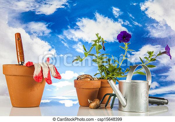 Gardening equipment rural climate