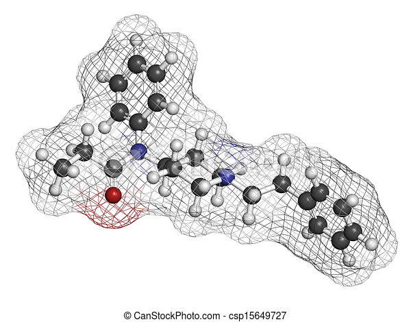 Fentanyl structure   Fentanyl Structure