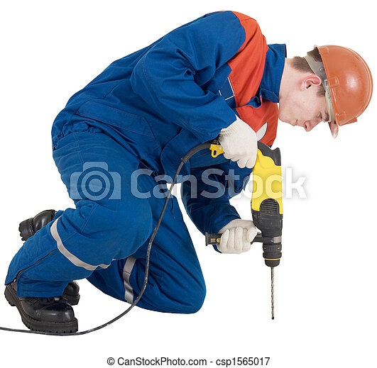 Builder and perforator - csp1565017