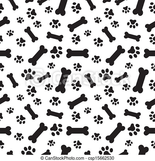 Dog Biscuits Black And White