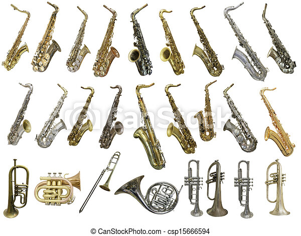 Woodwind family instruments woodwind family - Stock Illustration Of Wind Instruments The Image Of