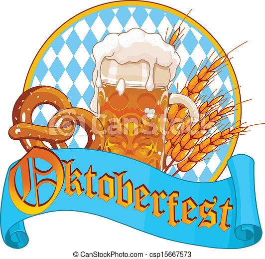 Oktoberfest Celebration design - csp15667573