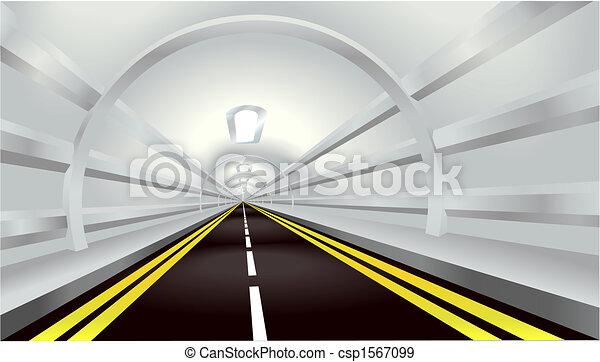 Tunnel - csp1567099