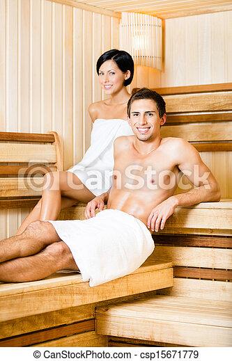 relajante Español desnudo