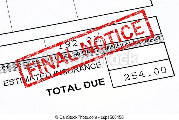 Final Notice - csp1568458