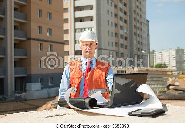 Portrait of white-collar worker