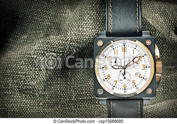 military watch - csp15688680