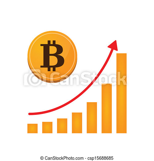 Vector Of Open Source Money Bitcoin Illustration Of Open