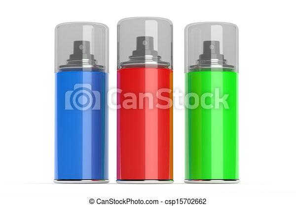 stock illustration von aerosol spr hen dosen farbe farben freigestellt csp15702662. Black Bedroom Furniture Sets. Home Design Ideas