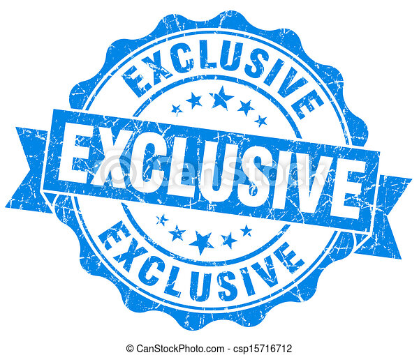Exclusive Icon Clipart of Exclusive G...