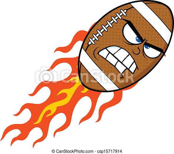 vector clip art of angry flaming football ball angry sad english bulldog puppy clipart english bulldog black and white clipart