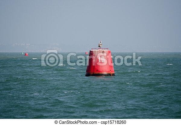 Number ten buoy