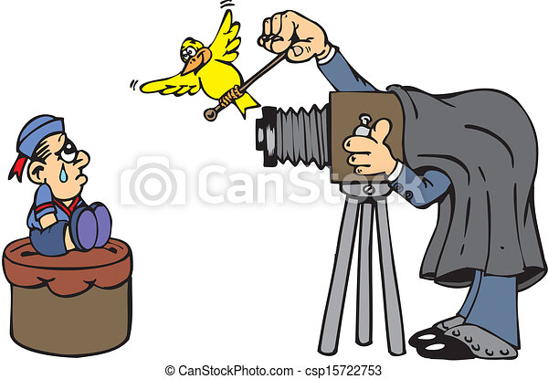 Film director camera clip art