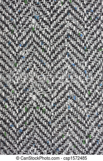 tweed textile background - csp1572485