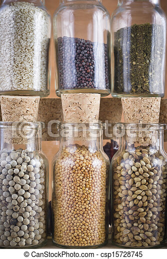 spice jars collection - csp15728745