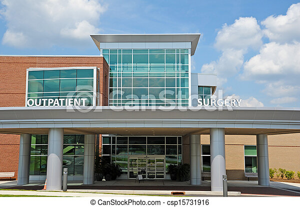 Clip Art for Surgery Centers