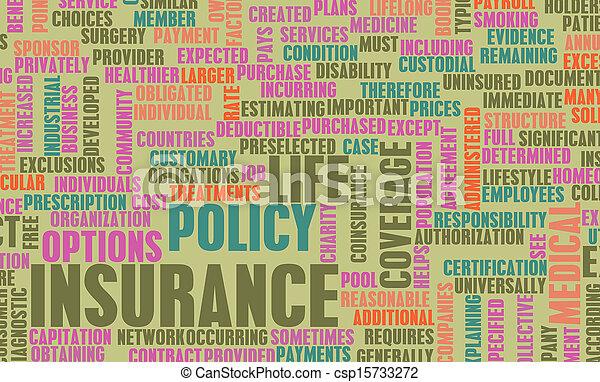 Health Insurance - csp15733272