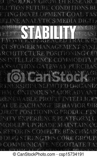 Stability - csp15734191