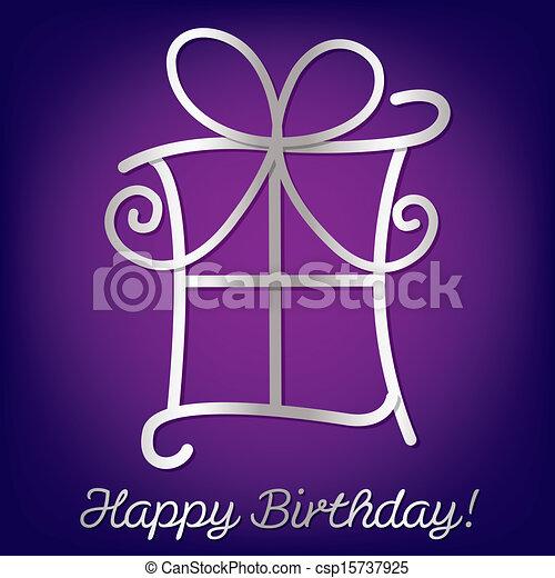Happy Birthday! - csp15737925