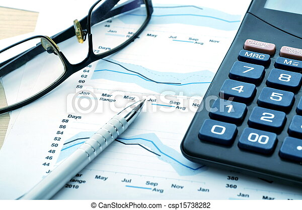 Accounting and business report - csp15738282