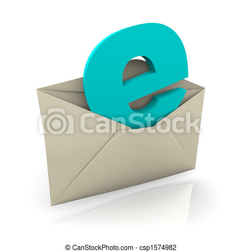 E-mail envelope - csp1574982