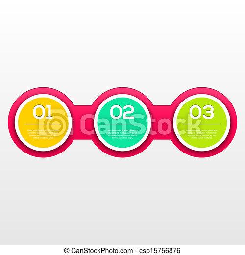 Modern Design Layout Infographic - csp15756876
