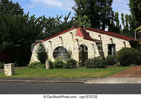 Archivi fotografici di casa hobbit piccolo eremita for Piani casa cottage acadian