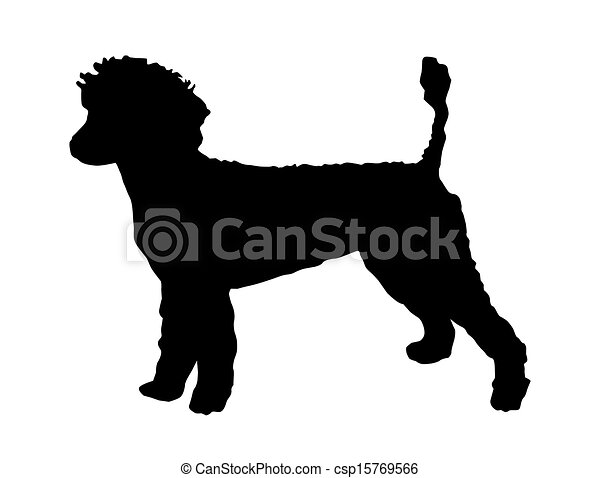 Free Silhouettes Of Dogs