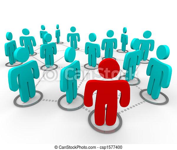 Social Networking - csp1577400