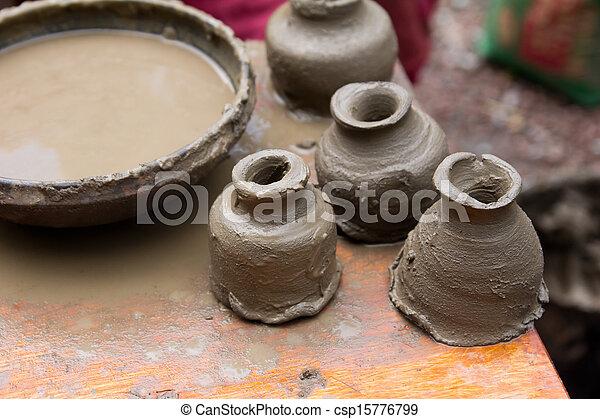 pottery - csp15776799