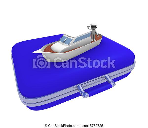 Traveling - csp15782725