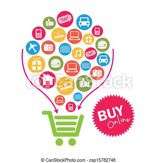 ecommerce  - csp15782748