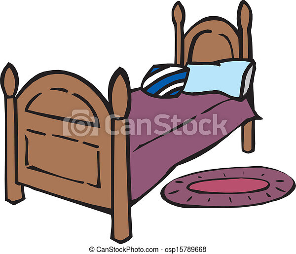 Bed Vector Clip Art Royalty Free. 133,404 Bed clipart vector EPS ...