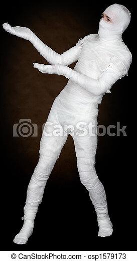 Mummy - csp1579173
