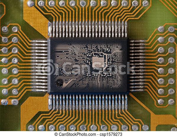 Integrated microcircuit - csp1579273