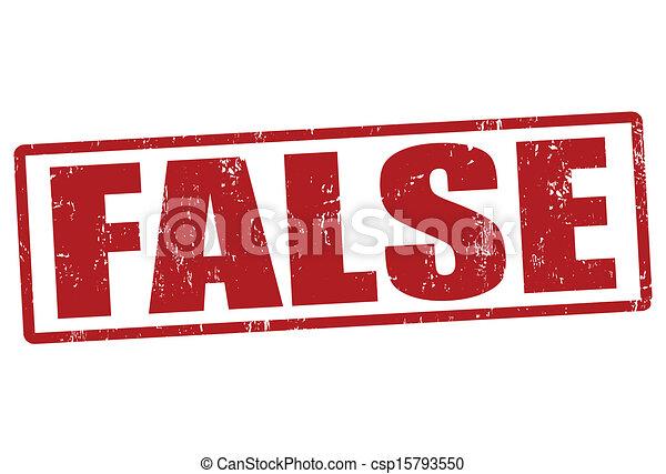 False stamp - csp15793550