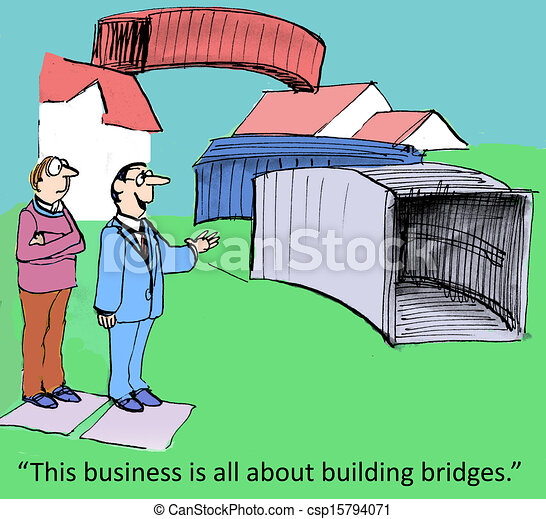 Building bridges - csp15794071