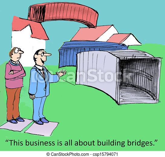 Building bridges - csp15794071