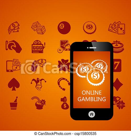 Gambling - csp15800535