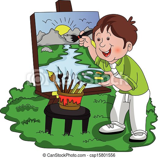 Petite Painter