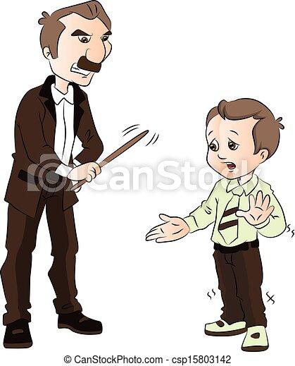 male teacher clip art