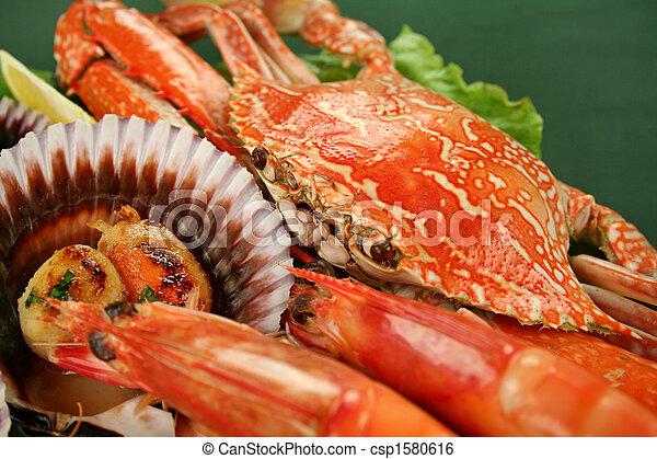 Seafood Platter - csp1580616
