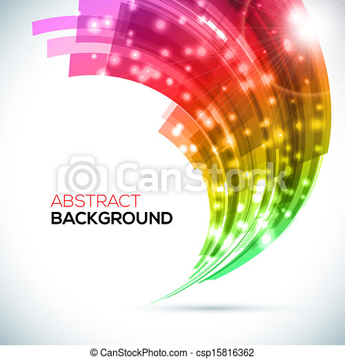 Abstract 3D Background - csp15816362