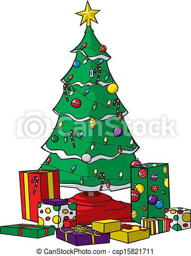 Individual Christmas Tree Lights