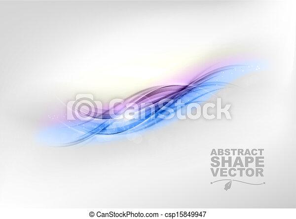 blue shapes - csp15849947