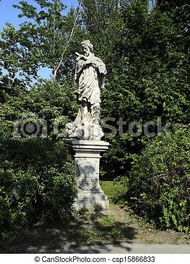 Austria, religion - csp15866833