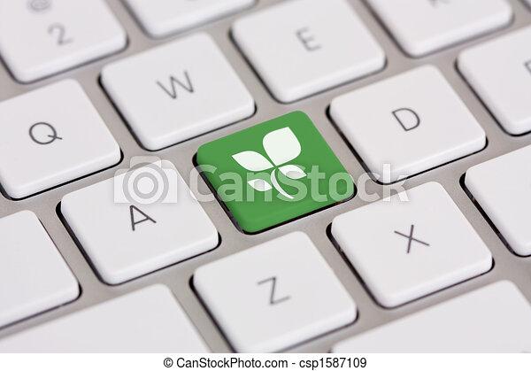 Green technology - csp1587109