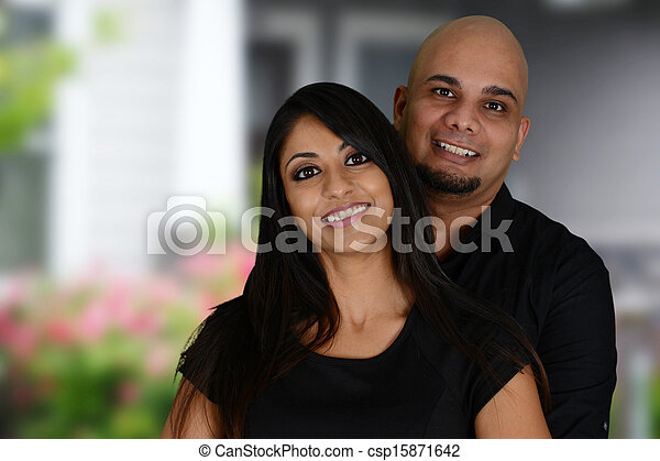 Minority Family - csp15871642