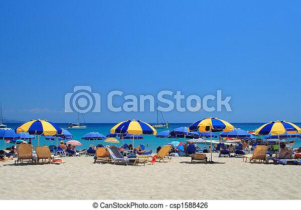 Parga Greece - csp1588426